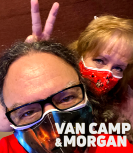 Van Camp and Morgan On Magic Radio